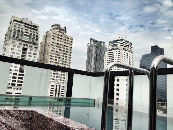 Aspira Sukhumvit Hotel View