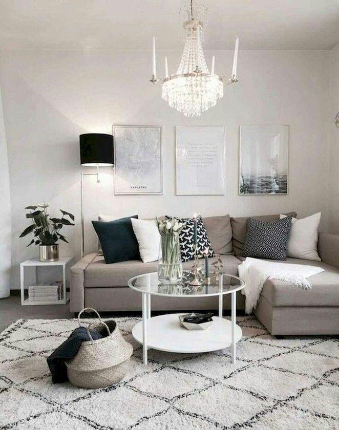 33 Cozy Elegant Small Living Room Decor Ideas On A Budget 20 Small Modern Living Room Small Living Room Decor Living Room Decor Cozy #small #living #room #decorating #ideas #on #a #budget