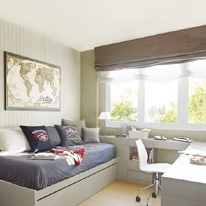 Good guest room/office