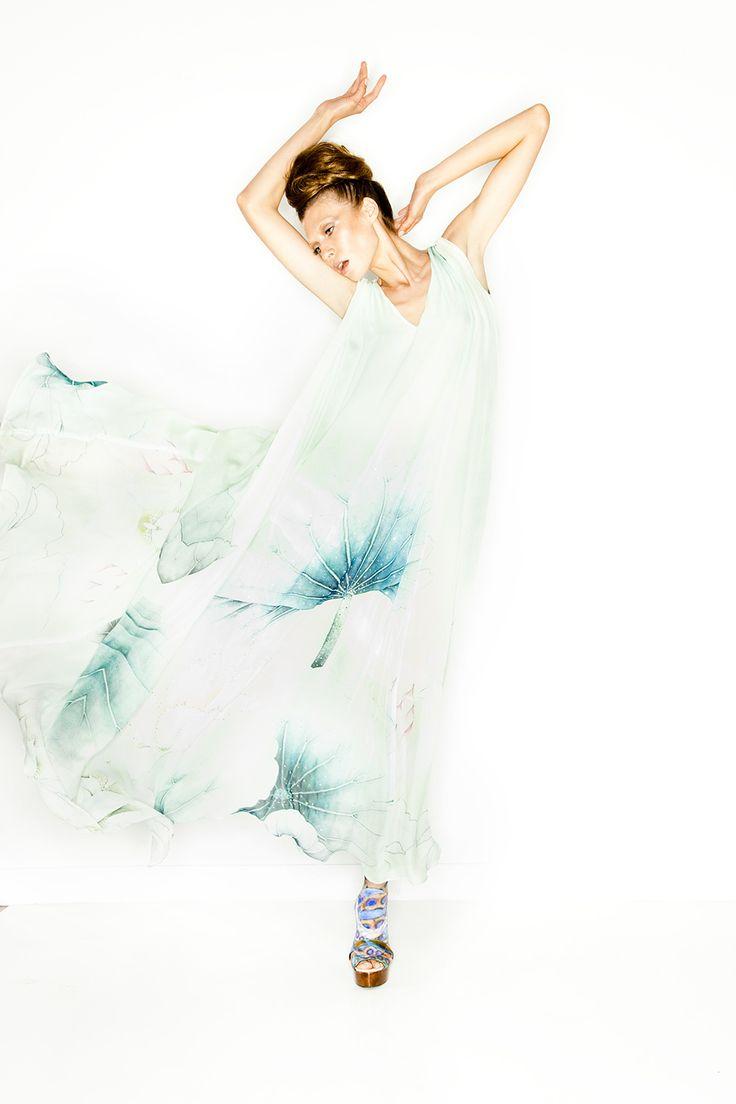 ALVINA- v neck wide dress with pocket | SS10 | BABYLON | @CAMILLAWITHLOVE #CAMILLAWITHLOVE