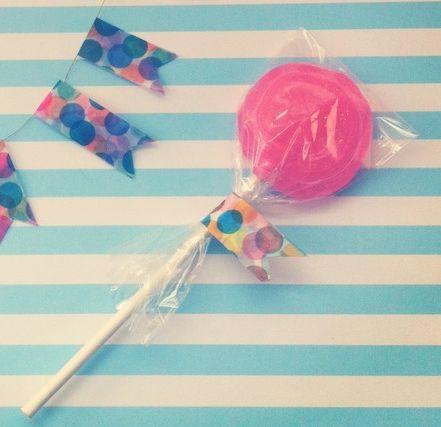 お菓子レシピ:棒付きキャンディーの作り方 手作りロリポップ   How ...