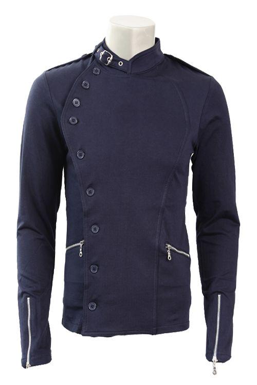 Zumo - Amleto - asymmetric jacket.
