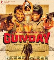 Watch Gunday (2014) Latest Hindi Full Movie Online, Downloadming, Indian Movies Free Download in HD, Songspk, Gunday (2014) watch online, watch hindi ,movie Gunday free, free watch Gunday (2014) in HD, full movie Gunday (2014), watch Gunday (2014) online and download, latest hindi movie Gunday (2014) free download and watch online, latest hindi dubbed movie Gunday (2014) watch Gunday (2014) in youtube,Ranveer Singh Priyanka Chopra Arjun Kapoor and Irrfan Khan in a Gunday Movie Poster, Photo,