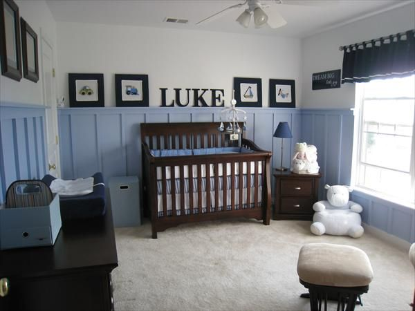17 Best Images About Brown Blue Tan Nursery Idea 1 On