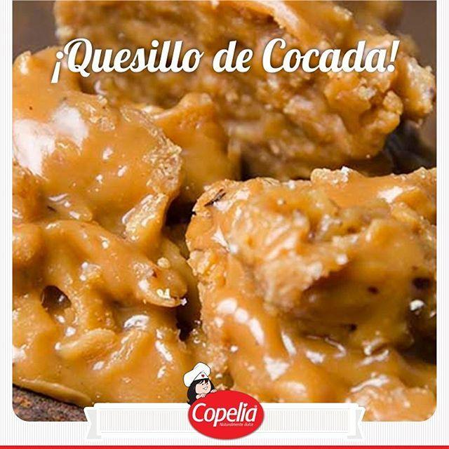 """Aprende a preparar este postre llamado """"Quesillo"""" con #LecheCondensadaCopelia y #CocadasCopelia, sigue la receta en http://goo.gl/mXqVEb  #Panelitas #Coco #Copelia #Arequipe #Dulce #Cocadas #AmoACopelia #NosGustaCopelia #Instagood #Instafood #DulceDeLeche #LecheCondensada #Postres #Dulce #Sugar #Sweet #colombia"""
