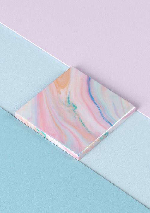 pastel marble!
