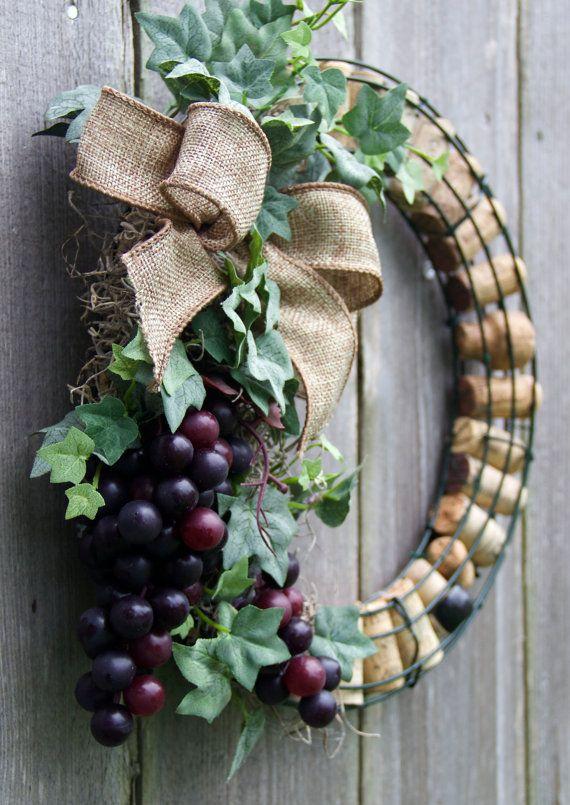 25 beste idee n over kurk krans op pinterest wijn kurk krans kurk kader en wijnkurk frame - Wijnkelder decoratie ...