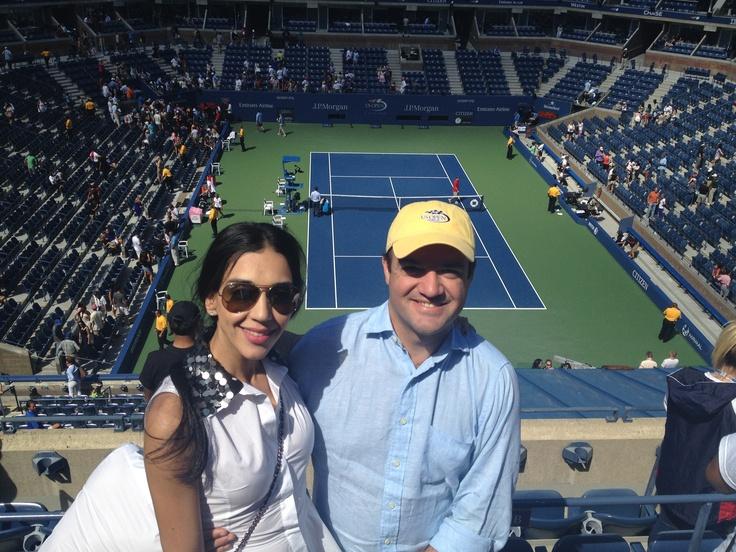US Open 2013 Ferrer Vs Djokovic