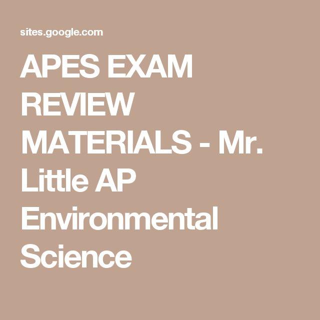 ap environmental science exam review Study 120 ap environmental science mid-term exam review flashcards from maya h on studyblue.