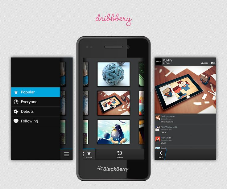 Dribbble - dribbbery_full.png by Pixle