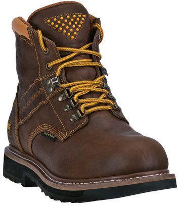 Men's Dan Post Boots Gripper Zipper DP66484