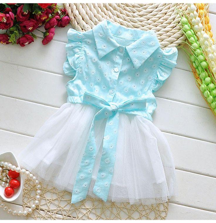 Нарядные платья для новорожденной девочки