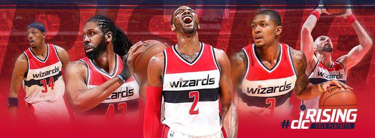 Washington Wizards | 2015 NBA Playoffs