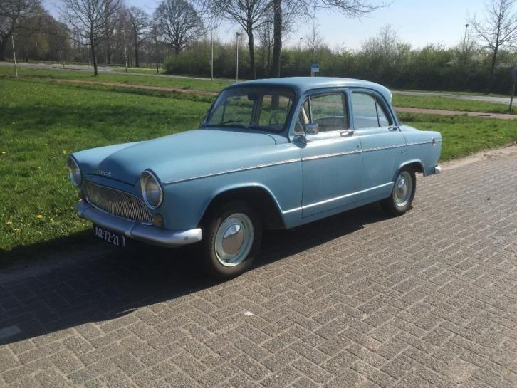 Simca Aronde Etoile 1961