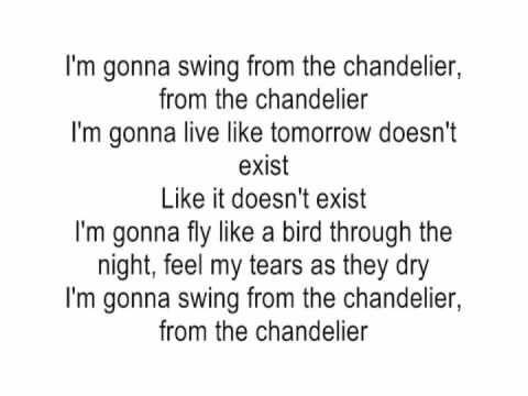 The 25+ best Chandelier by sia ideas on Pinterest | Sia chandelier ...