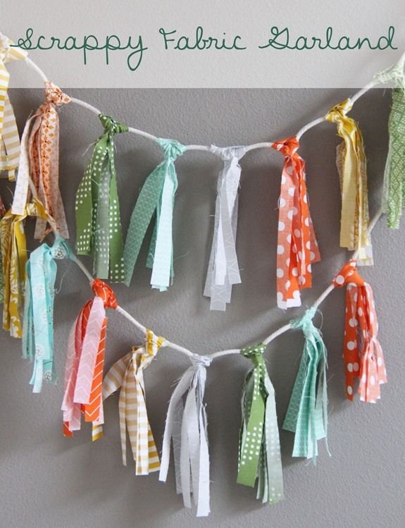 This is one of my favorite decorations to make for holidays and parties, and a great way to...