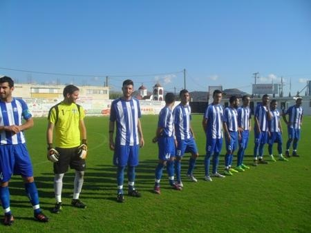 Σημαντική νίκη καθαρά όμως για λόγους γοήτρου πέτυχε την Κυριακή (19/5) το απόγευμα στο Τυμπάκι η ομάδα του Ρούβα που κέρδισε με 1-0 τον πρωτοπόρο Φωστήρα για την 25η αγωνιστική του Νοτίου Ομίλου της Football League 2.