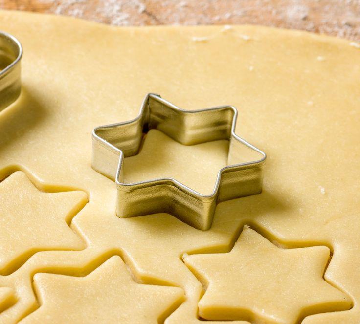 Leckere Magerquark-Plätzchen Diese Quark-Kekse enthalten wenig Zucker, dafür aber eine Extra-Portion Eiweiß. Perfekt also für jeden Low-Carb-Ernährungsplan.