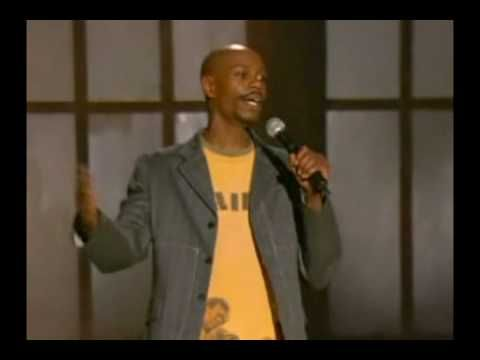 How old is 15 really? Dave Chappelle takes a comical look at societys double standard.