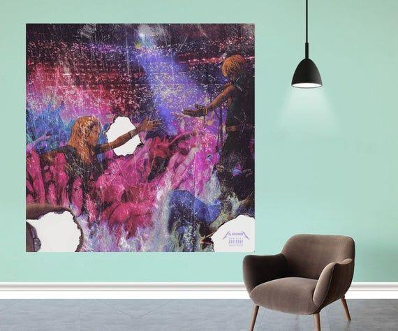 "Lil Uzi Vert Luv Is Rage poster wall art home decoration photo print 24/"" x 24/"""