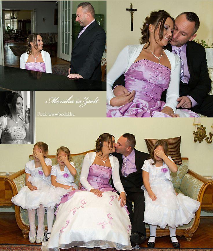 Esküvői fotók egy kastélyban www.bodai.hu