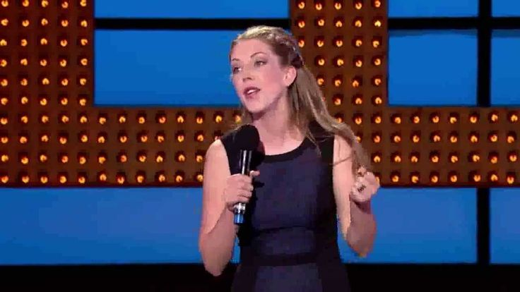 Katherine Ryan - Live at the Apollo I couldn't stop laughing xD