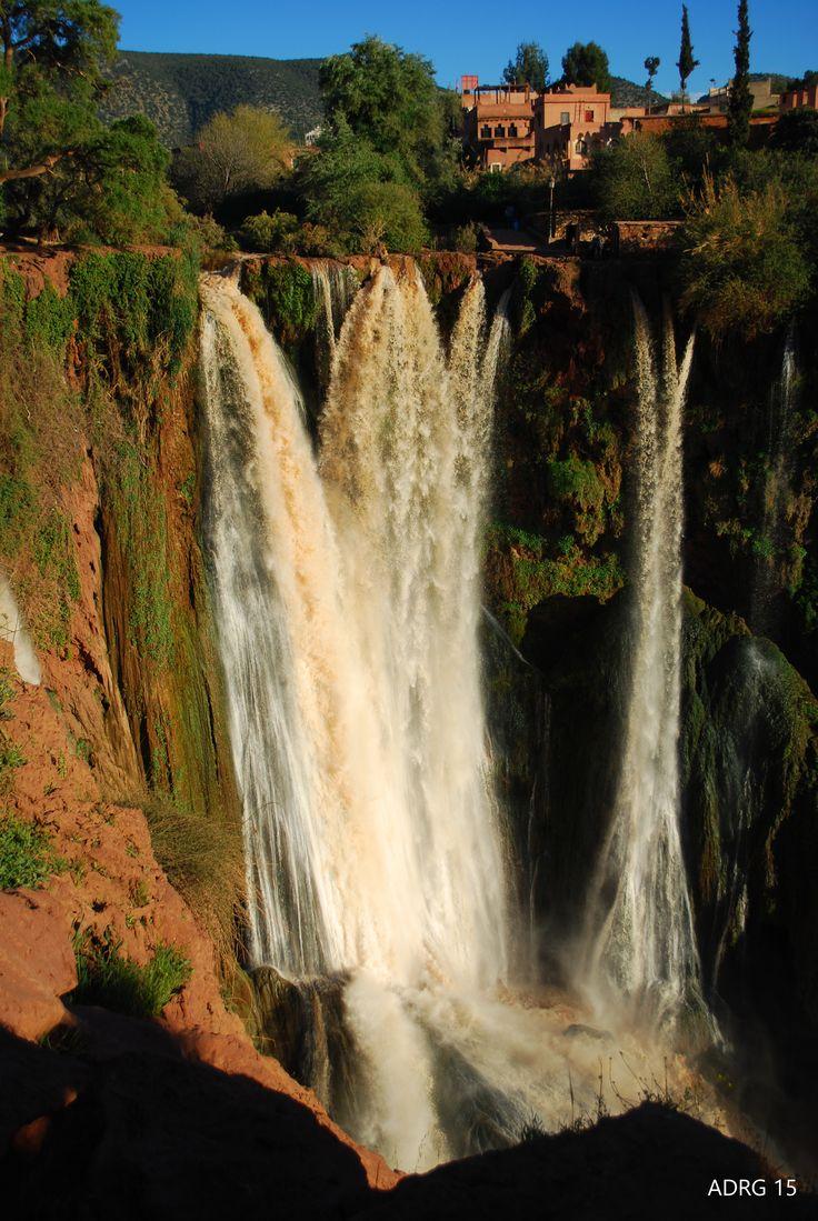 Por Marruecos, un viaje espectacularmente bonito.