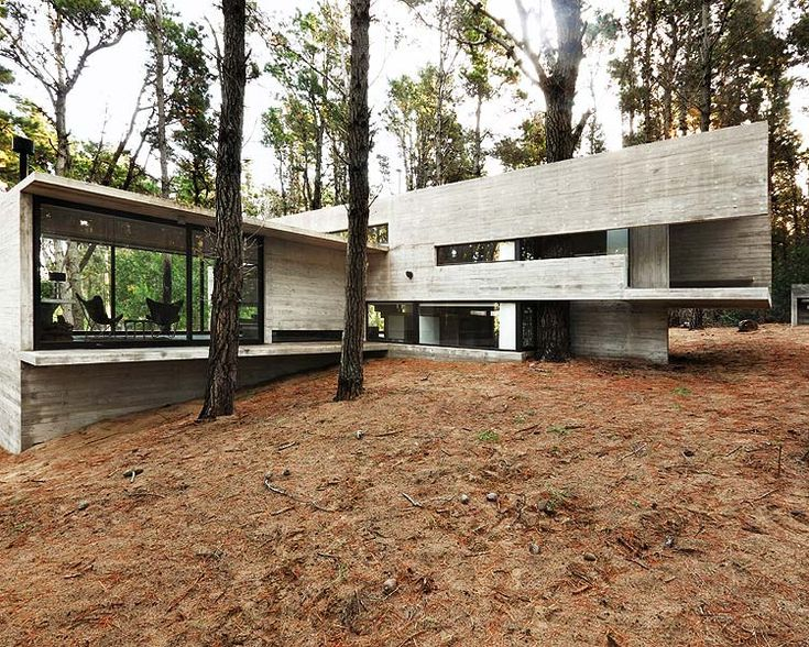 107 best images about casas de autor on pinterest for Prefab concrete homes texas