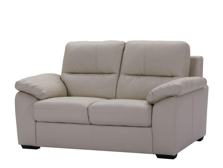 1000 Ideas About Cream Leather Sofa On Pinterest