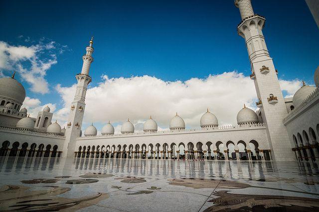 Sheikh Zayed Mosque, Abu Dhabi | por andrewXu