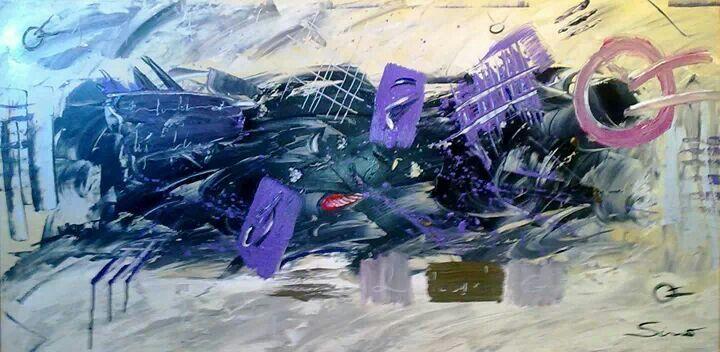 """City"", Simone Ciotti, 2013"