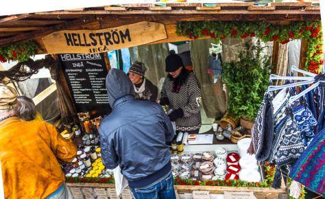 Baltic Herring Festival, Helsinki, Finland