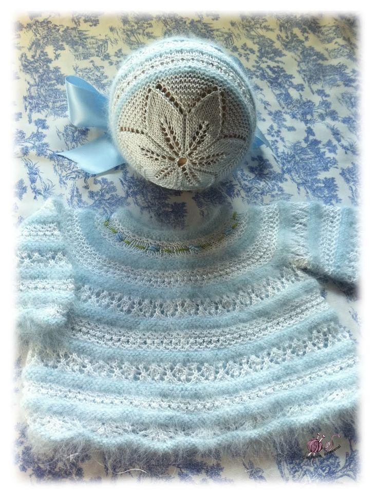Ropa artesanal para que tu bebé luzca ideal.