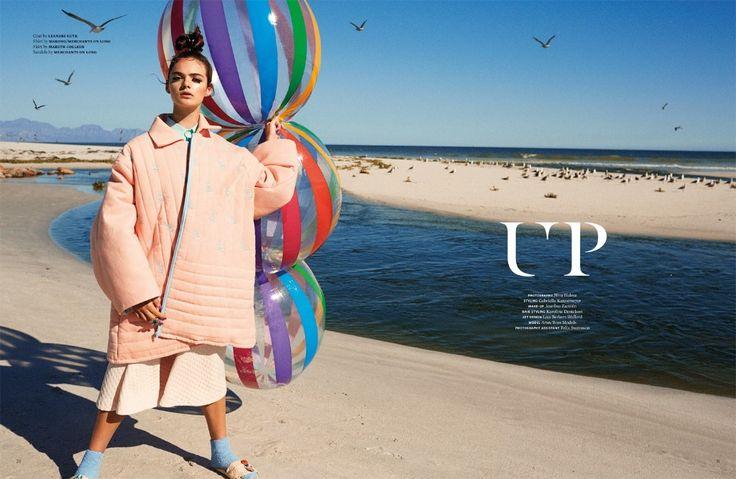 Gabrielle KANNEMEYER / Hope St Magazine