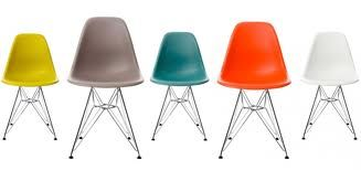 Vitra chair... Even in white...