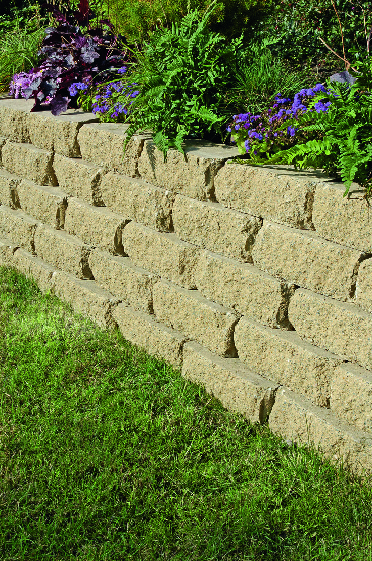 49 best Retaining walls images on Pinterest | Retaining walls ...