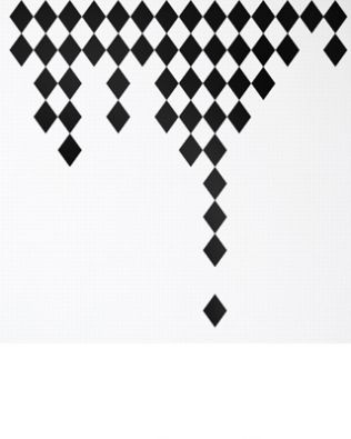 harlequin wall sticker be creative and design your own pattern - Wall Stickers Design Your Own