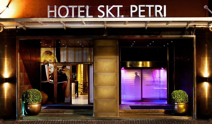 Hotel Skt Petri - Copenhagen #HotelDirect info: HotelDirect.com