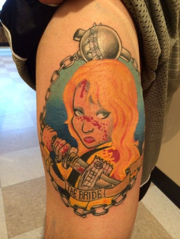 17 best images about kill bill tattoos on pinterest the for Black mamba tattoo