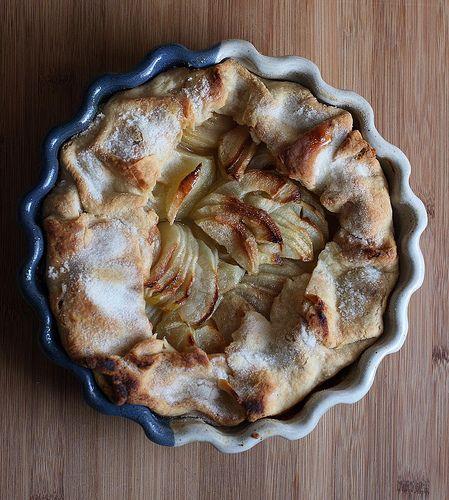 Tarte de maçã light