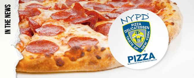 Just Following Orders: NYPD Pizza