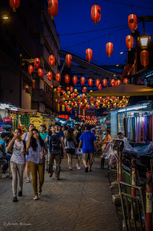 Flea Market Petaling Street, Kuala Lumpur, Malaysia — by Carlotta Rebonato. My love for Chinatowns and markets allover the world took me to Jalan Petaling. Not so good for shopping, you can...