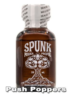 SPUNK POWER PROPYL Brand new, freshly arrived and with amazing power, the Aroma Spunk leaves nothing to be desired. Unbridled pleasure guaranteed. #poppers #poppers_com