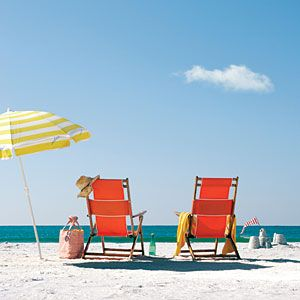 Beach Chairs - Boy do I need that right now!!Florida Beach, Beach Chairs, Southern Living, Favorite Places, Beach Hotels, Places I D, At The Beach, South Beach, The Sea