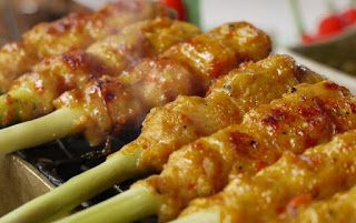 Satay limit  indonesia, indonesian recipes, traditional recipes, traditional food, indonesian foods, culinary