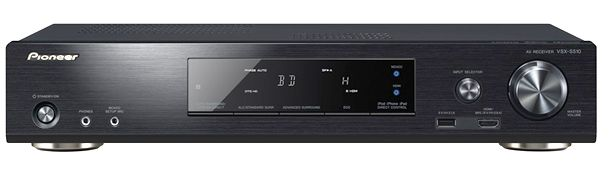 Pioneer VSX-S510, l'ampli con funzioni di network player è dimagrito - Quotidiano Audio
