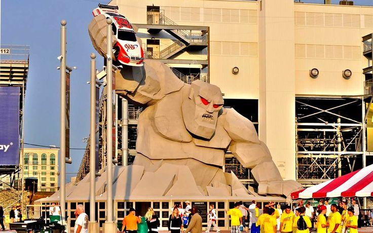 Amazing Dover International Speedway 2017