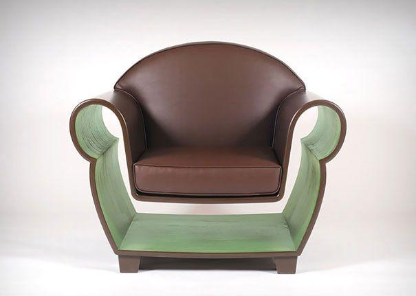 Si le mobilier est un facteur clé de l'esthétique d'une maison, il peut également s'avérer très ingénieux. Table, chaise, étagère, lit... Voici 25 idées de meubles aussi insolites que fonctionnels qui prouvent que le design peut se me...