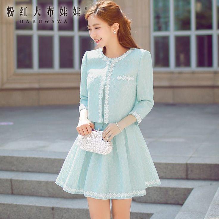 Barato Dabuwawa primavera outono lace curto rosa boneca, Compro Qualidade Jaquetas Básicas diretamente de fornecedores da China:                                  Nova chegada clik aqui:                                          Http://www.aliex
