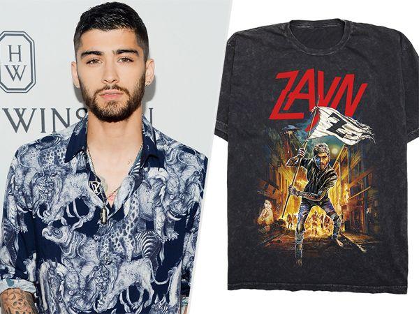 Zayn Malik's New Mind of Mine Merch is Giving Us Serious Déjà Vu http://ift.tt/294TXIZ #PeopleStyleWatch #Fashion #Style #CelebrityStyle #Celebs #Celebrities